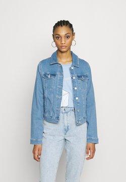Vero Moda - VMULRIKKA JACKET MIX  - Veste en jean - light blue denim