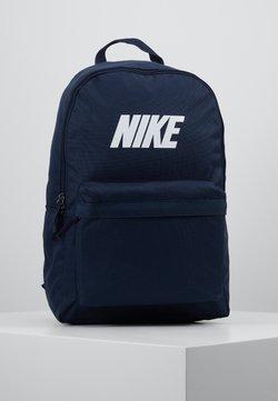 Nike Sportswear - HERITAGE  - Reppu - obsidian/white