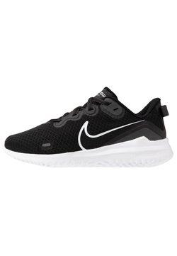 Nike Performance - RENEW RIDE  - Zapatillas de running neutras - black/dark smoke grey/white