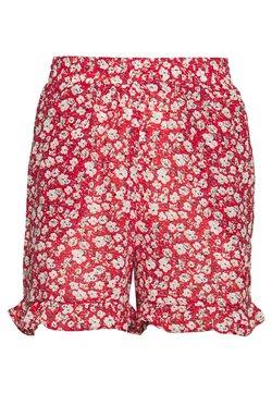 YAS - YASVERA - Shorts - racing red