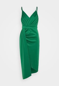 TFNC - SELIA MIDI DRESS - Cocktail dress / Party dress - jade green