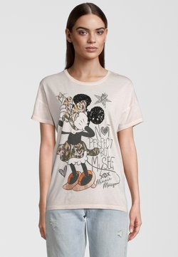 Princess goes Hollywood - T-Shirt print - rosa