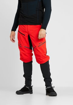 Vaude - MENS VIRT PANTS II - Outdoor-Hose - mars red