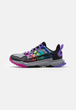 New Balance - GESHALB UNISEX - Obuwie do biegania Szlak - black/multicolor