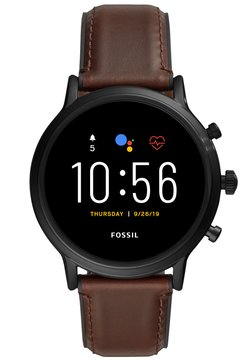 Fossil Smartwatches - THE CARLYLE HR - Montres connectées - brown