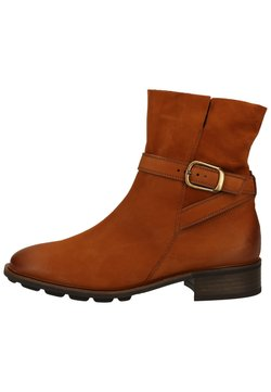 Paul Green - Botki kowbojki i motocyklowe - cognac-braun 017