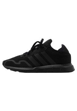 adidas Originals - SWIFT UNISEX - Sneakersy niskie - core black
