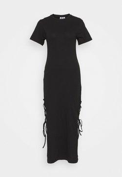 The Ragged Priest - DRESS UP SPLITS - Maxikleid - black