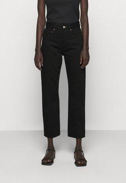 Won Hundred - PEARL RINSE  - Jeans straight leg - rinse black