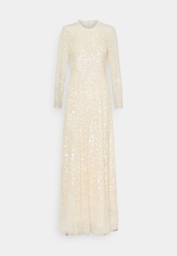 Needle & Thread - AURELIA LONG SLEEVE GOWN - Ballkleid - champagne