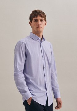 Seidensticker - HEMD REGULAR - Hemd - blau