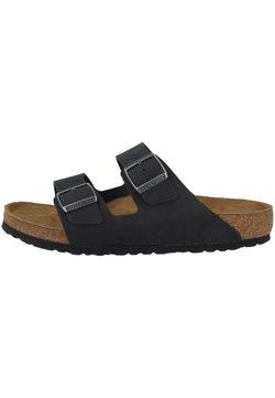 Birkenstock - ARIZONA SOFT FOOTBED UNISEX - Hausschuh - black