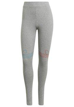adidas Originals - Leggings - medium grey heather