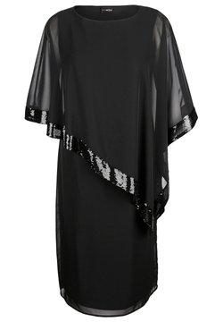 MIAMODA - Cocktailkleid/festliches Kleid - schwarz