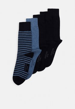 Schiesser - 5 PACK - Socken - dark blue