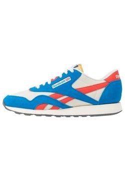 Reebok Classic - Sneaker low - dynamic blue/chalk/carotene