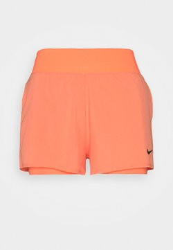 Nike Performance - Träningsshorts - crimson bliss/black