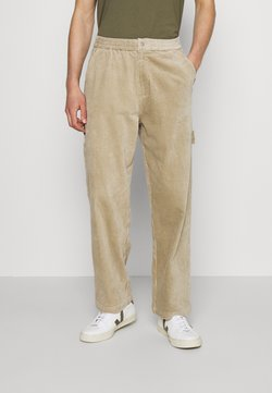 Vintage Supply - CARPENTER PANT - Pantaloni - sand
