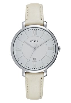 Fossil - JACQUELINE - Montre - offwhite/silver-coloured