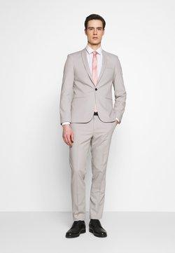 Viggo - NEW GOTHENBURG SUIT - Suit - silver grey