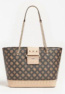Guess - Shopping Bag - braun
