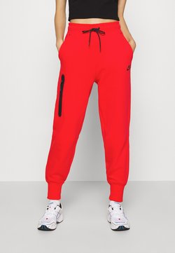 Nike Sportswear - PANT  - Jogginghose - chile red/black