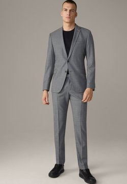 Strellson - Anzug - medium grau gemustert
