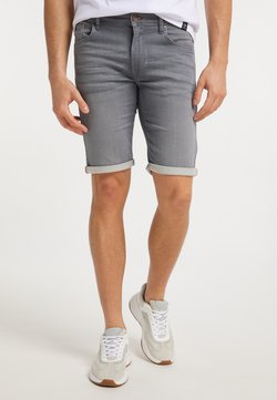 Petrol Industries - Jeans Shorts - grey
