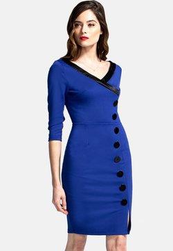 HotSquash - Fodralklänning - blue