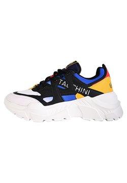 sergio tacchini - SNEAKER EXPERIENCE MIX - Sneaker low - black