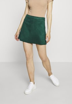 ONLY - ONLLINEA BONDED - A-line skirt - pine grove