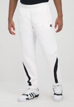 Champion Rochester - ROCHESTER - Jogginghose - white/black/white