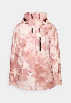 Roxy - PRESENCE - Kurtka snowboardowa - silver pink