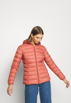 b.young - BYIBICO JACKET - Down jacket - canyon rose