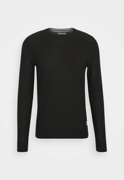 TOM TAILOR - Maglione - black