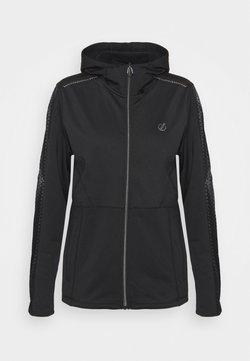 Dare 2B - EMANATION HOODIE - Fleece jacket - black