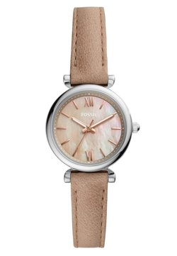 Fossil - CARLIE MINI - Uhr - brown