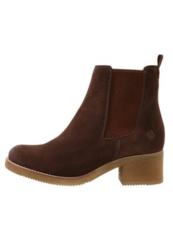 Apple of Eden - ZORA - Stiefelette - dk brown