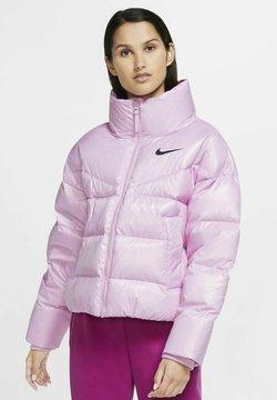 Nike Sportswear - Daunenjacke - beyond pink dark beetroot black