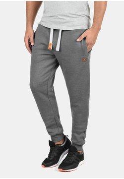 Solid - JOGGINGHOSE BENN PANT - Jogginghose - grey melange