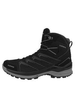 Lowa - FERROX PRO GTX MID - Hikingschuh - black