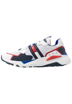 Tommy Jeans - COOL RUNNER - Sneaker low - white