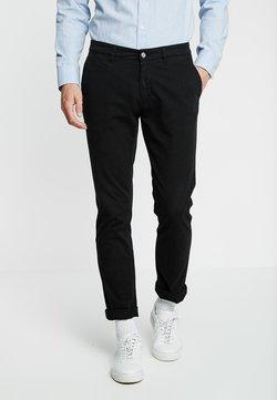 NN07 - MARCO - Chinos - black