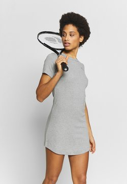 Champion - DRESS - Sportklänning - grey melange