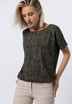 zero - T-Shirt print - olive green