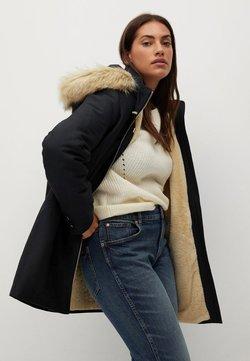 Violeta by Mango - HOUR7 - Winter coat - schwarz