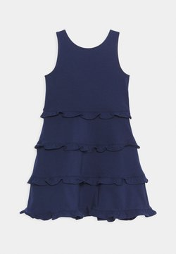 Polo Ralph Lauren - TIER DRESS - Jerseykleid - french navy