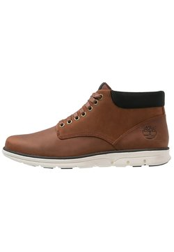 Timberland - BRADSTREET  - Chaussures à lacets - cognac