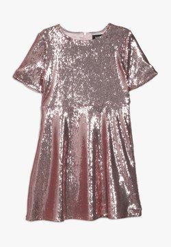 Bardot Junior - SEQUIN DRESS - Cocktailkleid/festliches Kleid - silver pink