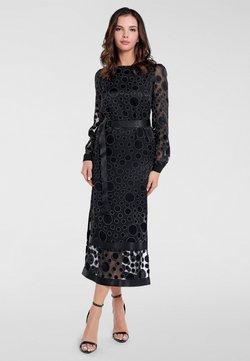 Apart - Cocktailkleid/festliches Kleid - schwarz-creme